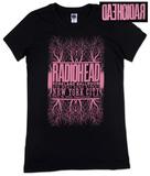 Juniors: Radiohead - Roseland T-shirts