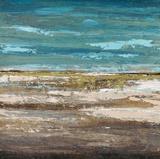 Abstract Sea 1 Poster von Dennis Dascher