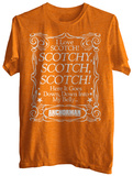 Anchorman - Scotch Belly T-shirts