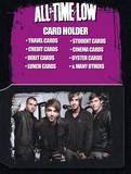 All Time Low Group Card Holder Novelty