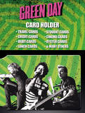 Green Day Tour Card Holder Novelty