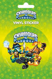 Skylanders Swap Force Logo Vinyl Sticker Stickers