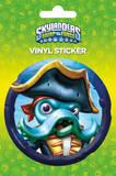 Skylanders Swap Force Wash Buckler Vinyl Sticker Stickers