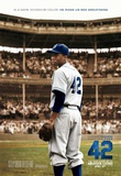 42 (Chadwick Boseman, T.R. Knight, Harrison Ford) Movie Poster Posters