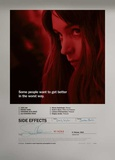 Side Effects (Rooney Mara, Channing Tatum, Jude Law) Movie Poster Lámina maestra