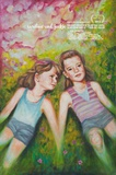 Caroline and Jackie Movie Poster Masterprint