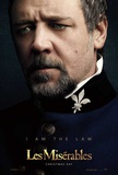 Les Miserables (Hugh Jackman, Russell Crow, Anne Hathaway) Movie Poster Lámina
