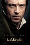 Les Miserables, Hugh Jackman Masterprint