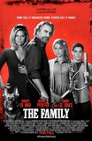 The Family (Robert De Niro, Michelle Pfeiffer, Dianna Agron) Movie Poster Masterprint