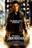 Jack Reacher (Tom Cruise) Movie Poster Print