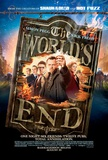The World's End (Simon Pegg, Nick Frost, Martin Freeman) Movie Poster Masterprint