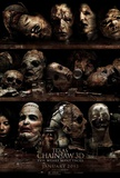 Texas Chainsaw 3D Movie Poster Masterdruck