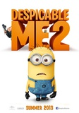Despicable Me 2 Movie Poster Plakat