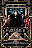 The Great Gatsby (Leonardo DiCaprio, Carey Mulligan, Tobey Maguire) Movie Poster Reproduction image originale