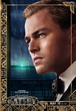 The Great Gatsby, Leonardo DiCaprio, Movie Poster Masterprint