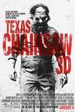 Texas Chainsaw 3D Movie Poster Kunstdruck
