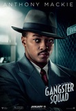 The Gangster Squad (Sean Penn, Ryan Gosling, Emma Stone) Movie Poster Lámina maestra