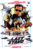 The Last Stand (Arnold Schwarzenegger, Forest Whitaker, Johnny Knoxville) Movie Poster Prints