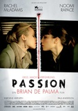 Passion (Rachel McAdams, Noomi Rapace) Movie Poster Posters