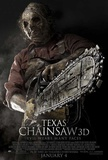 Texas Chainsaw 3D Movie Poster Poster