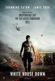 White House Down (Channing Tatum, Jamie Foxx, Maggie Gyllenhaal) Movie Poster Print