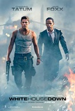 White House Down (Channing Tatum, Jamie Foxx, Maggie Gyllenhaal) Movie Poster Masterprint