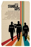 Stand Up Guys (Al Pacino, Alan Arkin, Christopher Walken) Movie Poster Masterprint