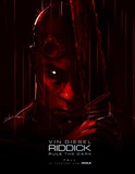 Riddick (Vin Diesel, Karl Urban, Katee Sackhoff) Movie Poster Prints