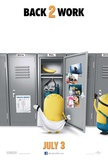 Despicable Me 2 Movie Poster Plakater
