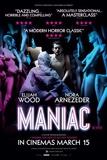 Maniac (Elijah Wood, Nora Arnezeder, America Olivo) Movie Poster Masterprint