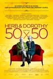 Herb & Dorothy 50x50 Movie Poster Masterprint