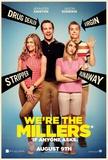 We're the Millers Movie Poster Masterprint