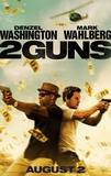 2 Guns Movie Poster Masterprint