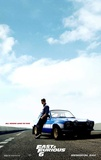 Fast & Furious 6 Movie Poster Plakater