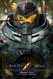 Pacific Rim (Idris Elba, Charlie Hunnam, Rinko Kikuchi) Movie Poster Posters