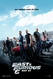 Fast & Furious 6 Movie Poster Plakaty