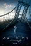 Oblivion (Tom Cruise, Morgan Freeman, Andera Riseborough) Movie Poster Masterprint