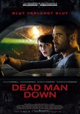 Dead Man Down (Colin Farrell, Noomi Rapace, Dominic Cooper) Movie Poster Poster