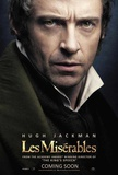 Les Miserables (Hugh Jackman, Russell Crow, Anne Hathaway) Movie Poster Prints