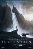 Oblivion (Tom Cruise, Morgan Freeman, Andera Riseborough) Movie Poster Reproduction image originale