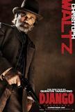 Django Unchained (Jamie Foxx, Christoph Waltz, Quentin Tarantino) Movie Poster - Afiş