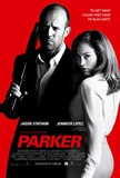 Parker (Jason Statham, Jennifer Lopez, Michael Chiklis) Movie Poster Poster