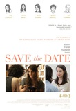 Save the Date Movie Poster Masterprint