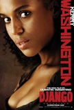 Django Unchained (Jamie Foxx, Christoph Waltz, Quentin Tarantino) Movie Poster Print