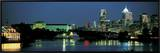 Philadelphia, Pennsylvania, USA Framed Canvas Print by  Panoramic Images