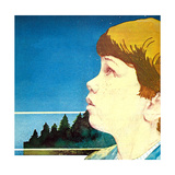 Listen to the Darkness - Child Life Giclee Print by Dave Mankins