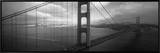 Golden Gate Bridge, San Francisco, California, USA Framed Canvas Print by  Panoramic Images