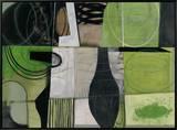 Vitsuvi Framed Canvas Print by David Dauncey
