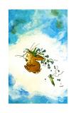 Bounce - Jack & Jill Giclee Print by Edith Osborn Corbett