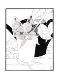 The Neighborhood People - Child Life Giclee Print by Gertrude Long